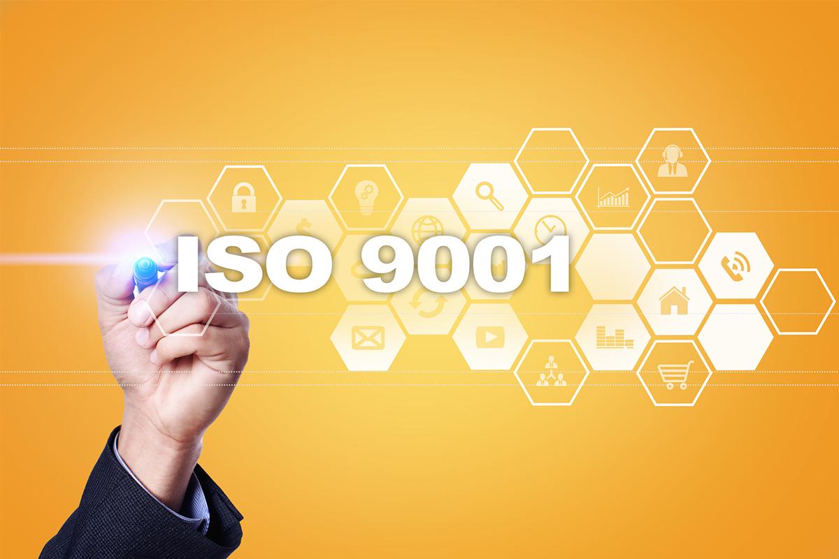 Omzetting naar nieuwe 9001 norm